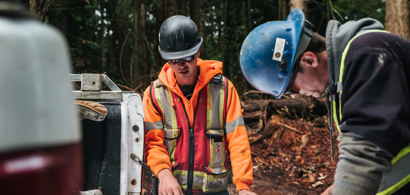 IWC Excavation - Leadership and Project Management in Civil Construction in Remote Forested Areas of BC